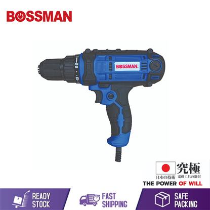 Picture of BOSSMAN 300W HEAVY DUTY IMPACT DRILL (BTD-300)